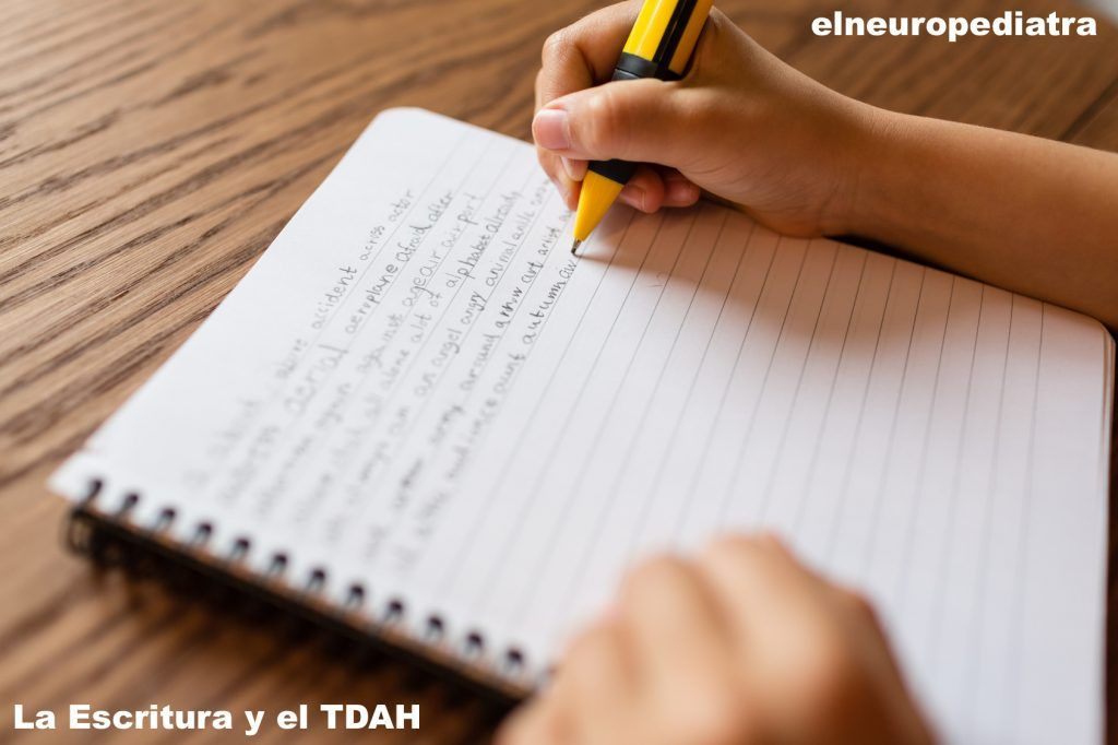 Los Problemas de Escritura en el TDAH