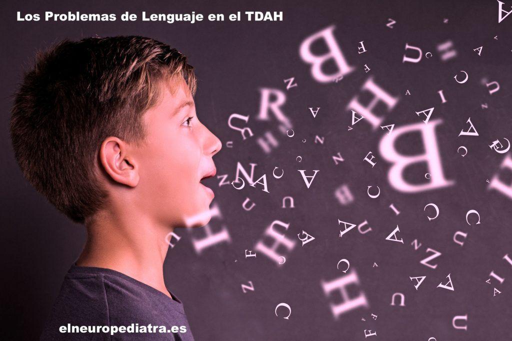 problemas lenguaje TDAH