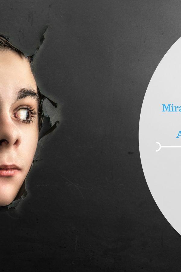 Mira como ve su infancia un adulto con TDAH. Andrea te cuenta (2/2)