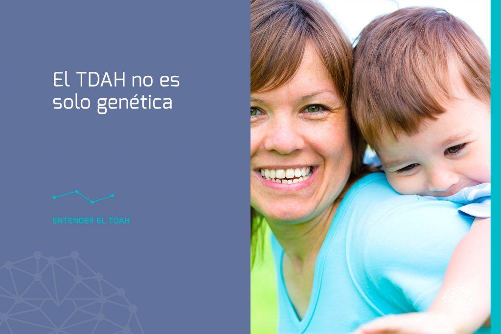 genetica tdah