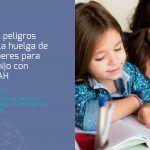 Estos son los peligros de la huelga de deberes para tu hijo con TDAH
