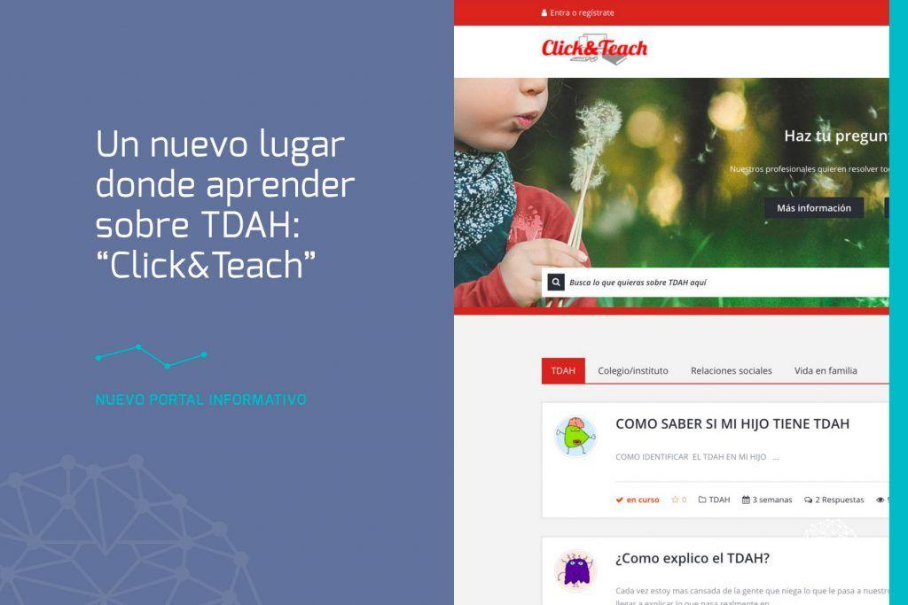 click and teach tdah