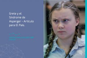 Greta y el Síndrome de Asperger