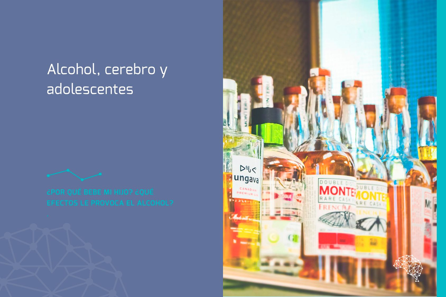 Alcohol, cerebro y adolescentes