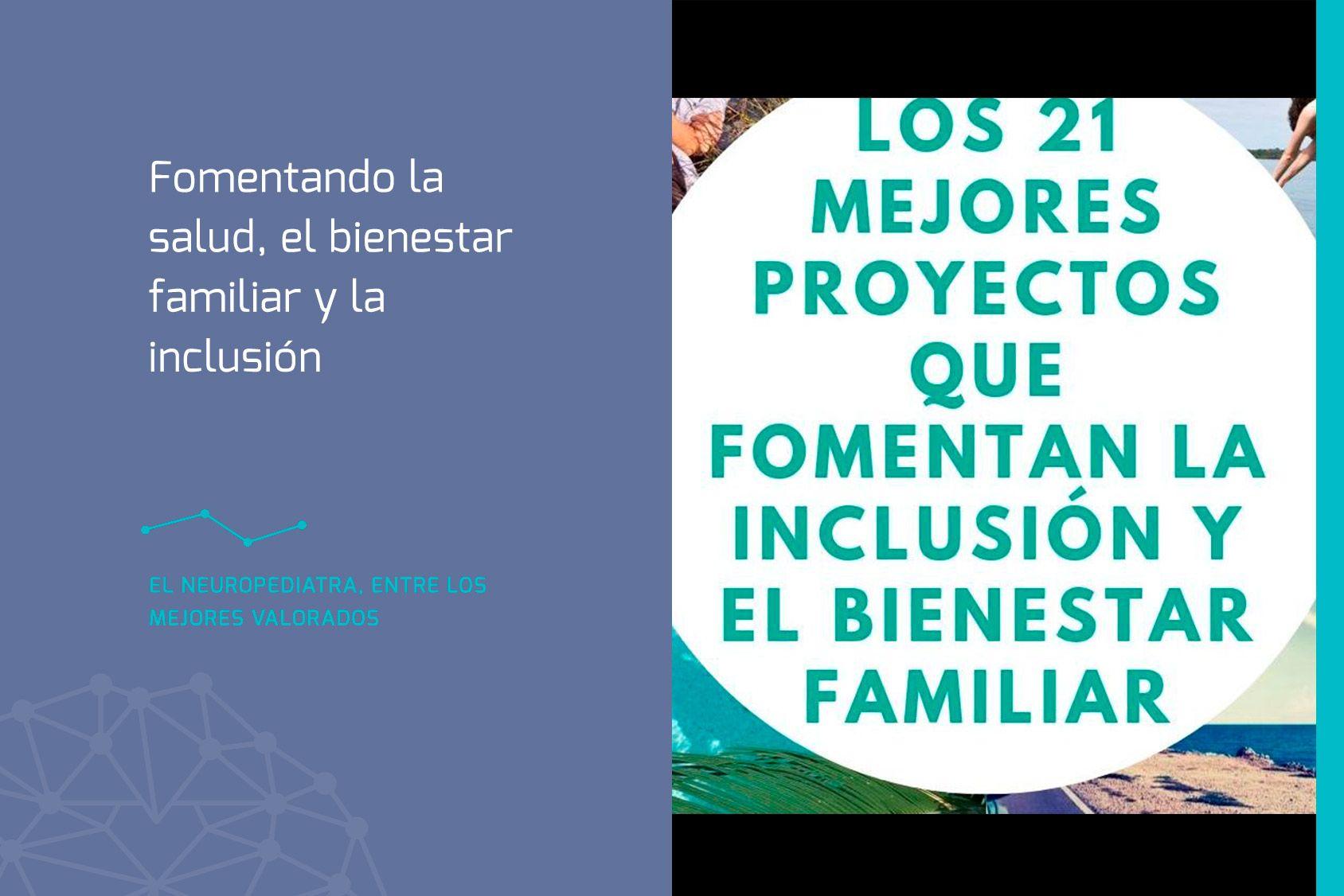 inclusion salud bienestar familiar