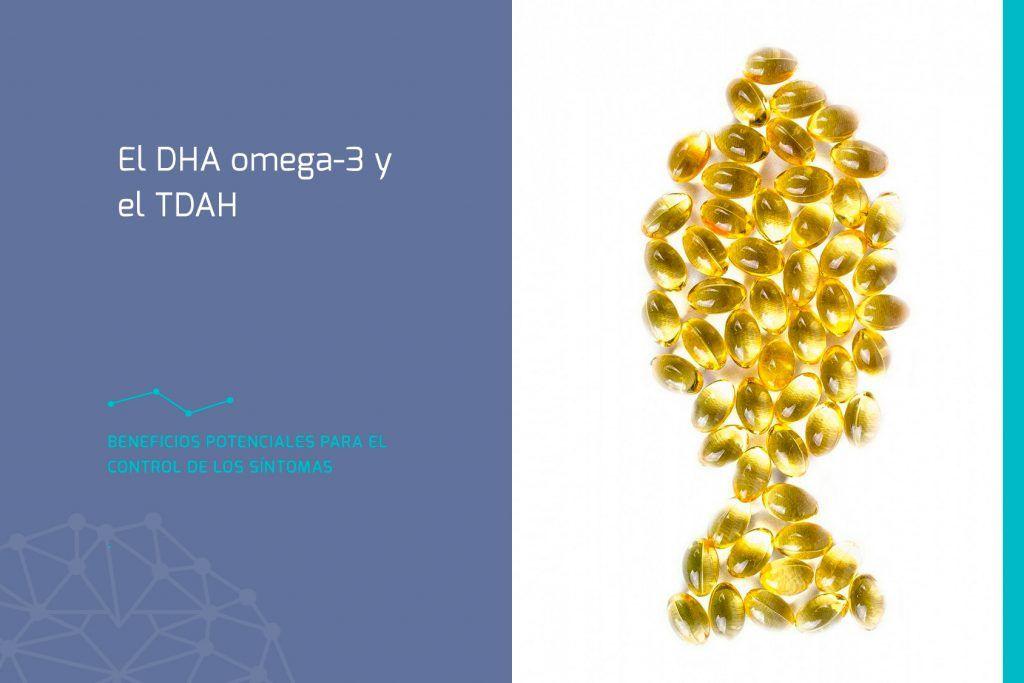 El DHA omega-3 y el TDAH
