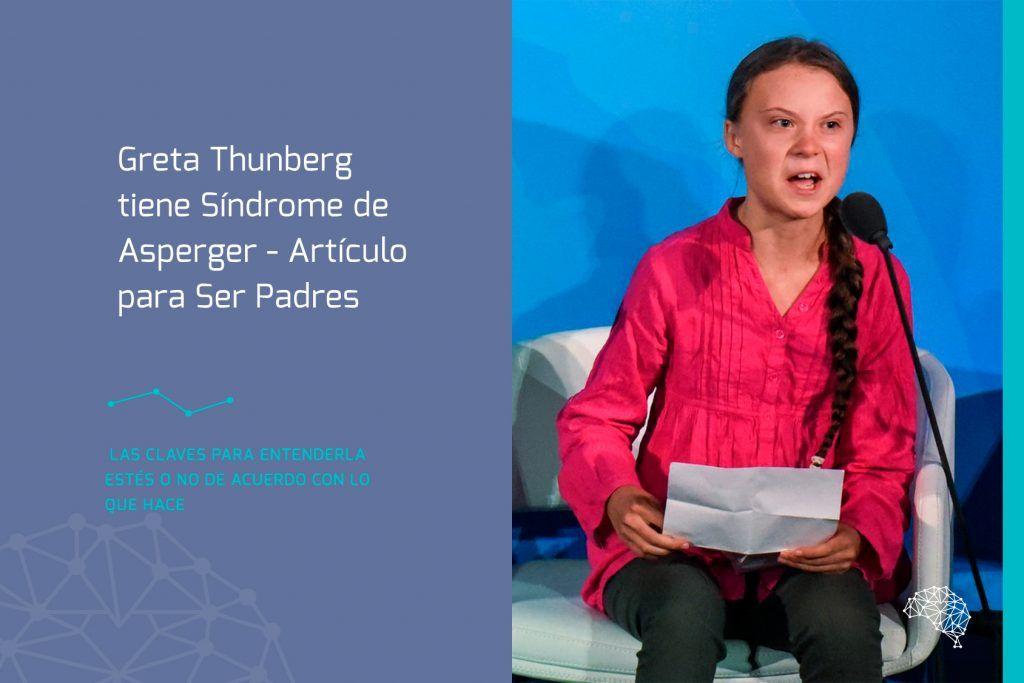 Greta Thunberg tiene Síndrome de Asperger