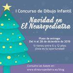 I Concurso de Dibujo Infantil: Navidad en El Neuropediatra