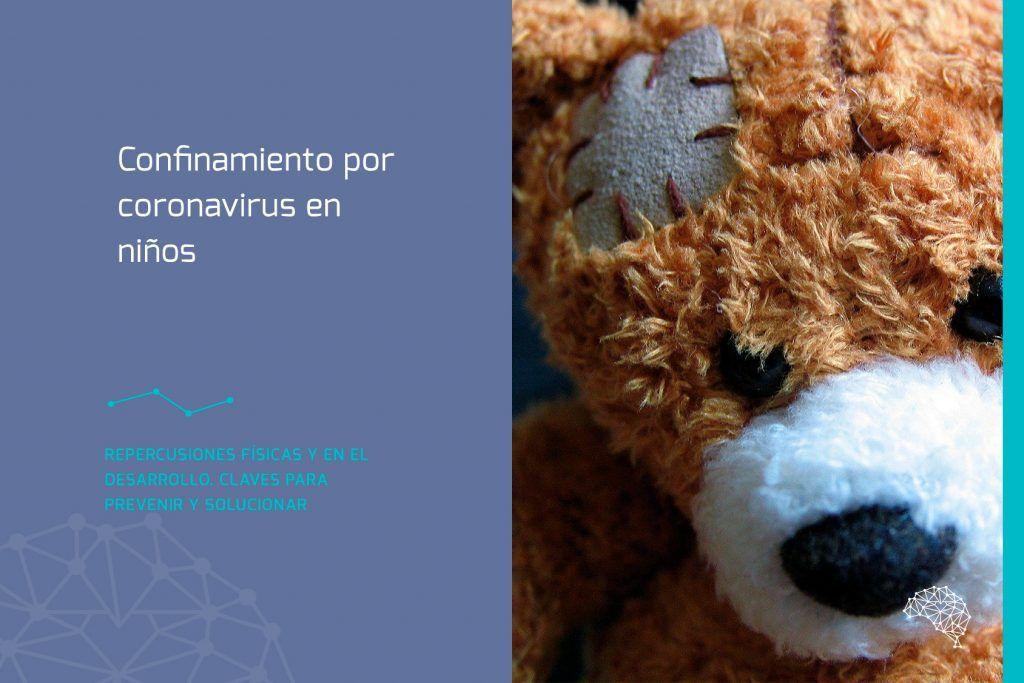 Confinamiento por coronavirus en niños