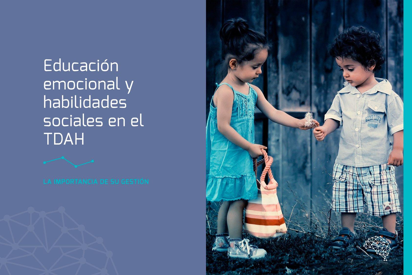 Relaciones sociales en el TDAH y educacion emocional